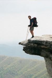 Craig Fowler - Appalachian Trail Day 56 - Campsite - Lamberts Meadow Shelter