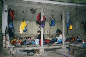 Appalachian Trail Day 57 - Lamberts Meadow Shelter - Daleville