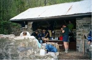 Appalachian Trail Day 67 - Rockfish Gap - Blackrock Hut