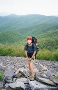 Appalachian Craig Fowler - Trail Day 68 - Blackrock Hut - Hightop Hut
