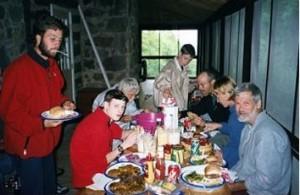Appalachian Trail Day 74 - Rod Hollow - Blackburn Trail Center