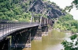 Appalachian Trail Day 77 - Harpers Ferry - Ed Garvey Shelter