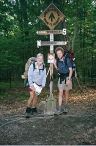 Craig Fowler - Appalachian Trail Day 82 - Campsite - Boiling Springs
