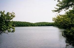 Appalachian Trail Day 93 - DWG - Blue Mountain Lakes Road