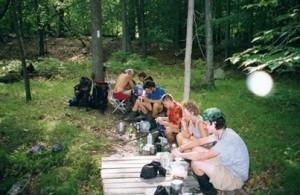 Appalachian Trail Day 98 - Orange Turnpike - Seven Lakes Drive