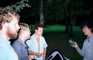 Appalachian Trail Day 101 - Morgan Stewart Shelter - Ten Mile River