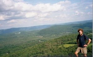 Craig Fowler - Appalachian Trail Day 106 - Brassie Brook - Great Barrington, M