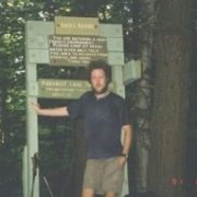 Craig Fowler - Appalachian Trail Day 106 - Brassie Brook - Great Barrington, M