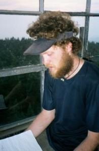 Craig Fowler - Appalachian Trail Day 123 - Moose Mtn. - Smarts Mtn.