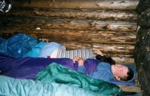 Appalachian Trail Day 124 - Smarts Mtn. - Ore Hill Shelter
