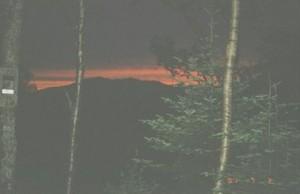 Appalachian Trail Day 126 - Beaver Brook - Kinsman Pond Campsite