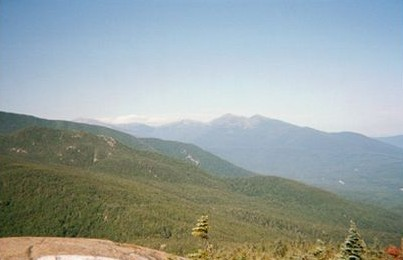 Appalachian Trail Day 132 - Madison Hut - Imp Shelter