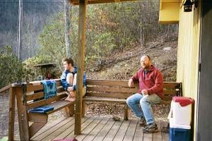 Appalachian Trail Day 12 - Siler Bald - Tellico Gap