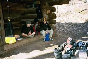 Appalachian Trail Day 14 - Sassafras Gap - Cable Gap Shelter