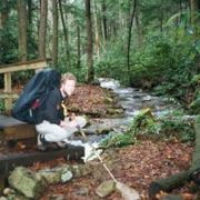 Craig Fowler - Appalachian Trail Day 32 - Erwin - Cherry Gap Shelter