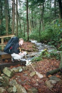Craig Fowler - Appalachian Trail Day 32 - Erwin - Cherry Gap Shelter