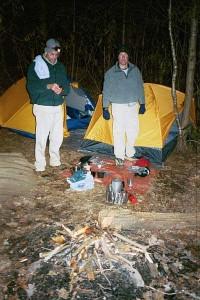 Appalachian Trail Day 11 - Betty Creek to Siler Bald
