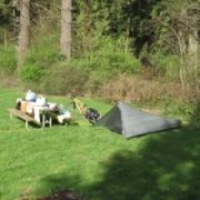 PCT 2007 Day 3 - Elma, Wa - Lewis & Clark State Park