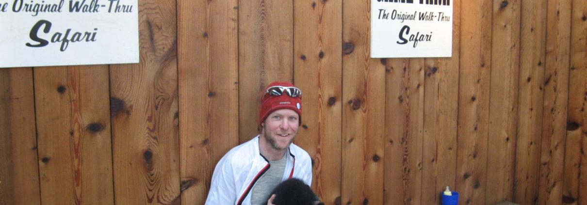 Craig Fowler - PCT 2007 Day 11 - Umpqua - Orford, OR