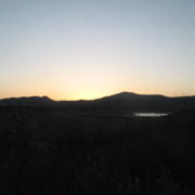 PCT 2007 - Day 34 - Lake Morena - Boulder Oaks CG