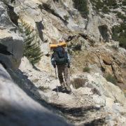 Craig Fowler - PCT 2007 Day 42 - Cedar Spring Trail - Idyllwild