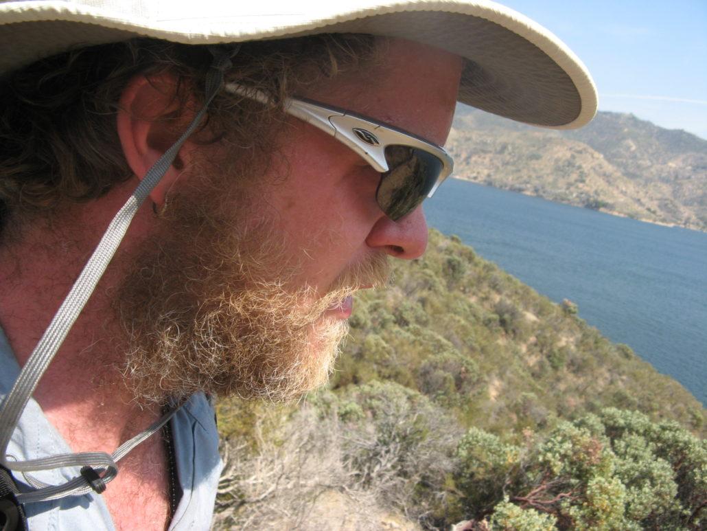 Craig Fowler - PCT 2007 Day 50 - Deep Creek Bridge - Cleghorn Park