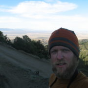 Craig Fowler - PCT 2007 Day 59 - Casa de Luna - Sawmill Campground