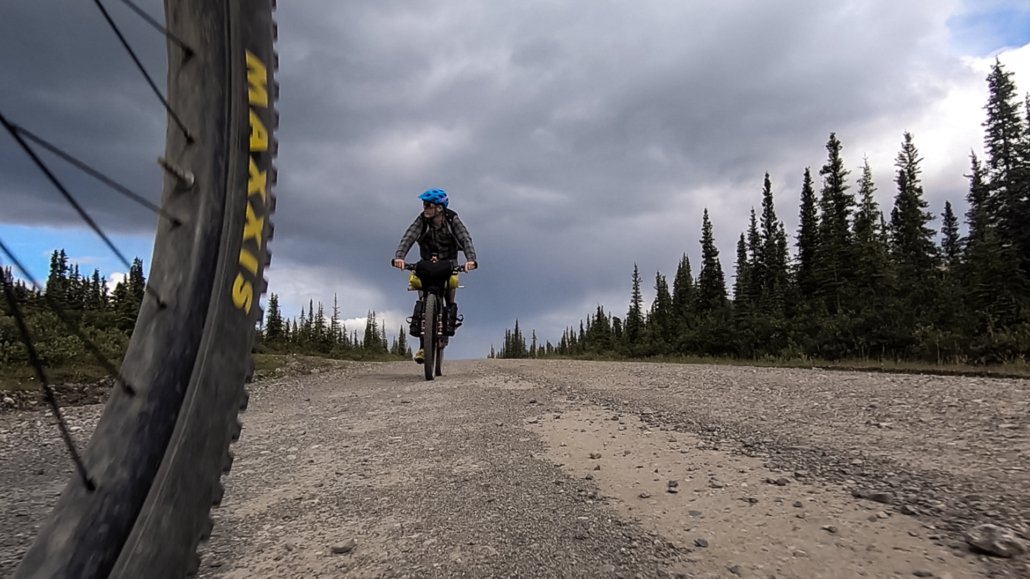 Craig Fowler - Bikepacking Alaska - Night Terrors and Mozzies