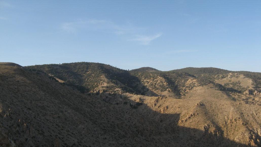 PCT 2007 Day 62 - Oak Creek - Waterfall Canyon Cowboy Camp
