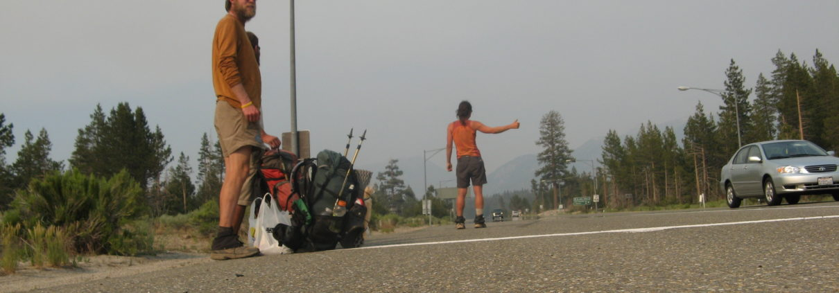 PCT 2007 Day 92 - Carson Pass - Echo Lake