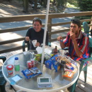 PCT 2007 Day 101 - Lookout Rock - Belden, CA