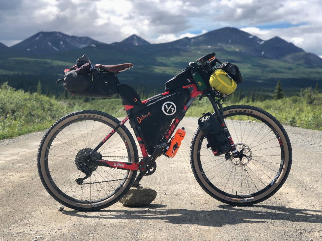 Bikepacking Set UP - Bikepacking 101