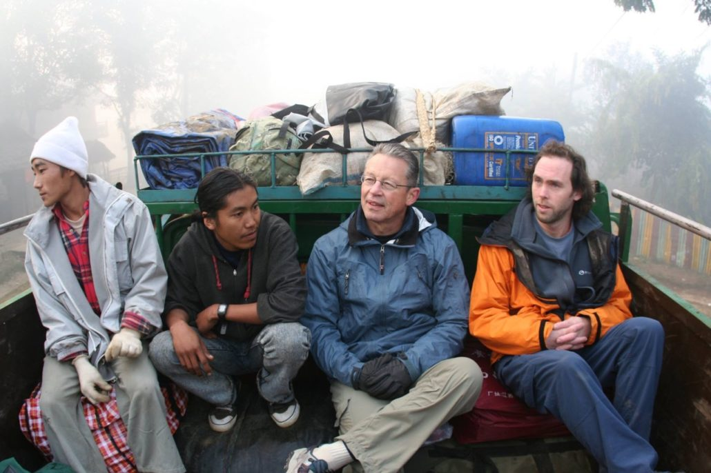 Mike Fagan - Passion Profiles - Myanmar Expedition