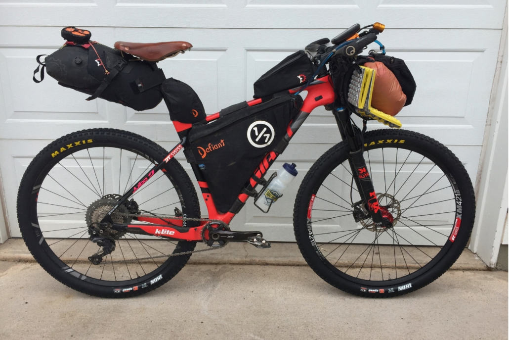 Hardtail Bikepacking Set Up - Bikepacking 101