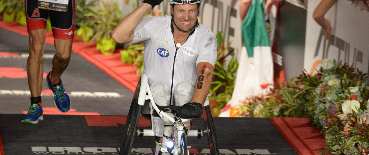 passion profile - jason fowler - Kona Ironman Hawaii