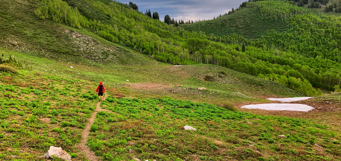 Scott Richardson - Baker Pass - Shakedown Hike