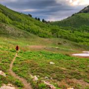 Scott Richardson - Baker Pass - Shakedown Hike