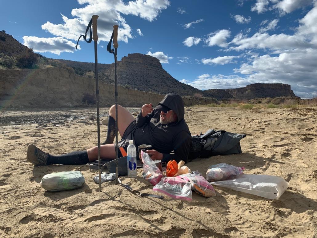 Marvin C - Hayduke Trail - 2019 - Shakedown hike