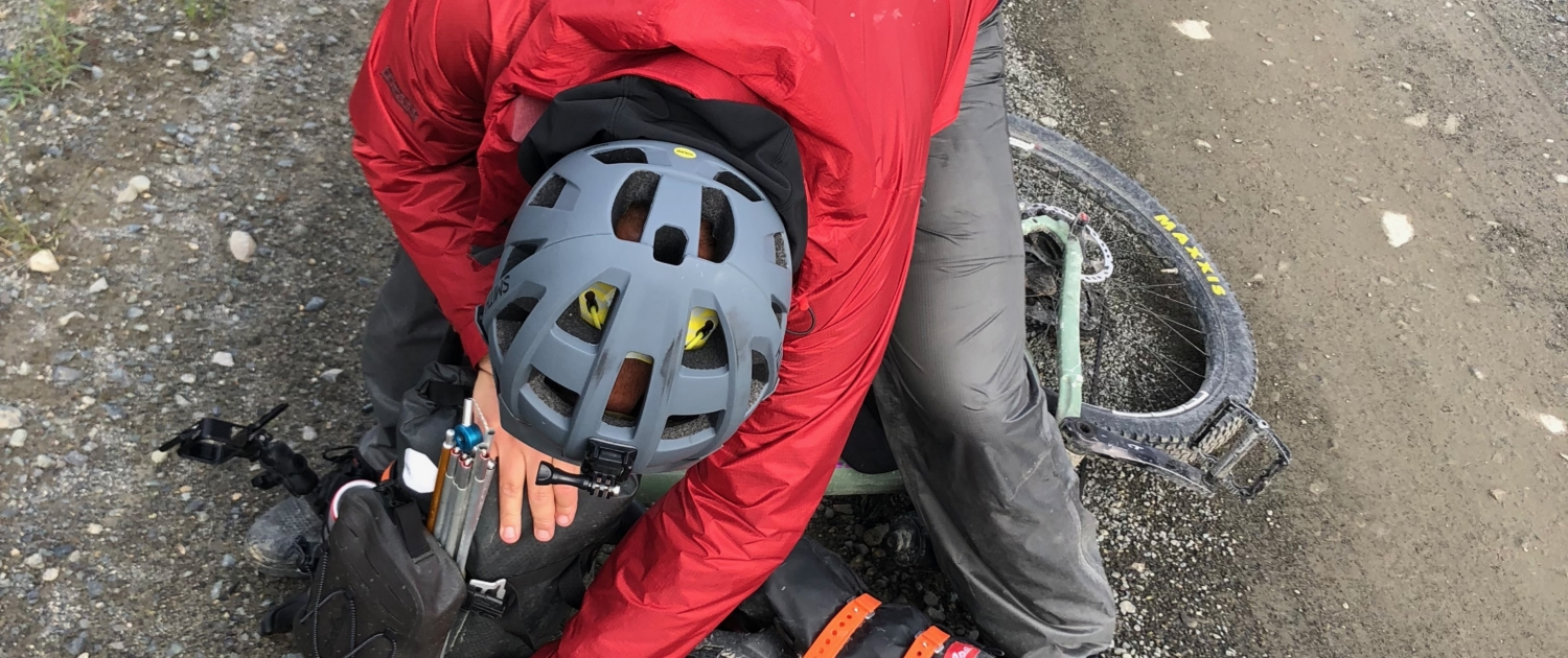 Scott Richardson - Alaska - Bikepacking Trip