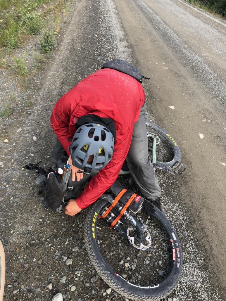 Scott Richardson - Alaska - Bikepacking Trip