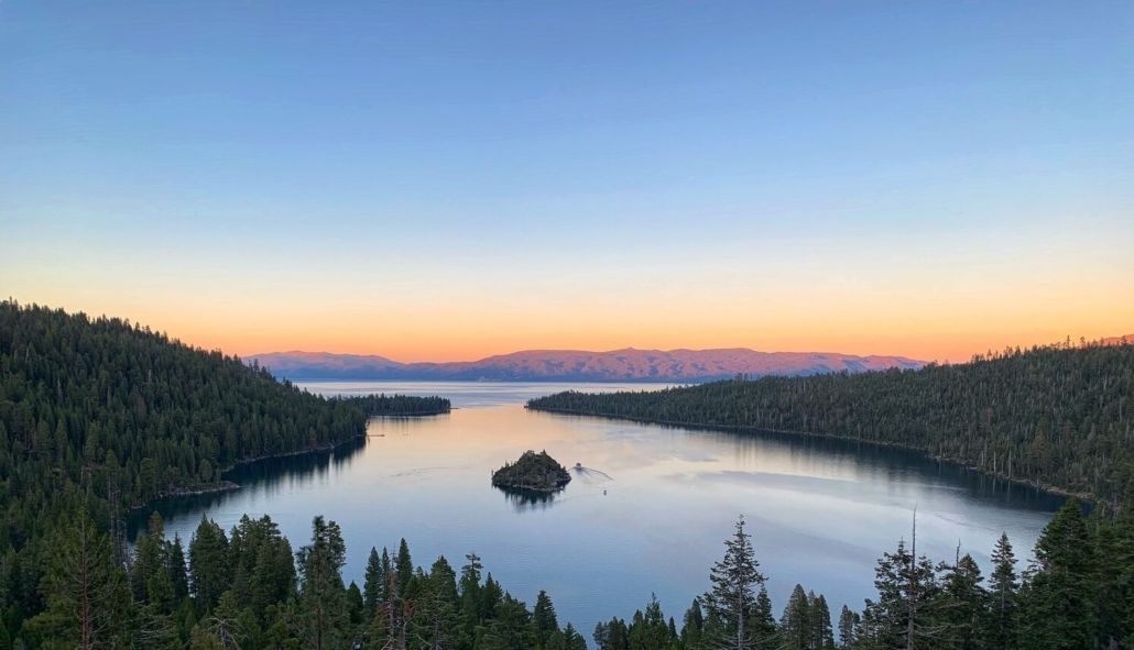 Emerald Bay2 - The Lake Trail Journal