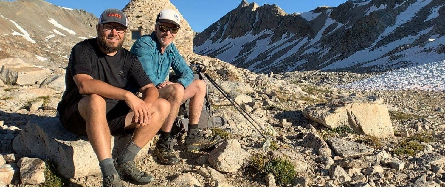 Clothing - John Muir Gear List
