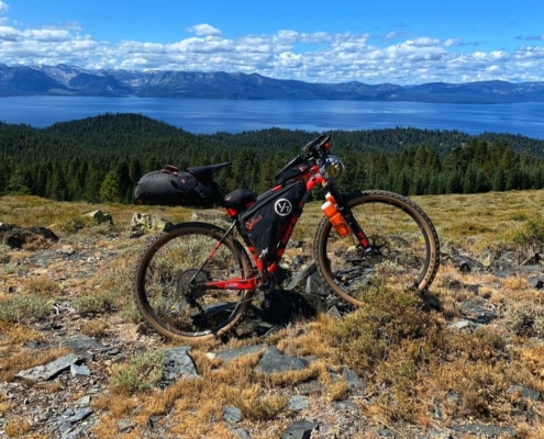 Phillip the Trail Donkey - The Lake Trail - The Lake Trail Gear List