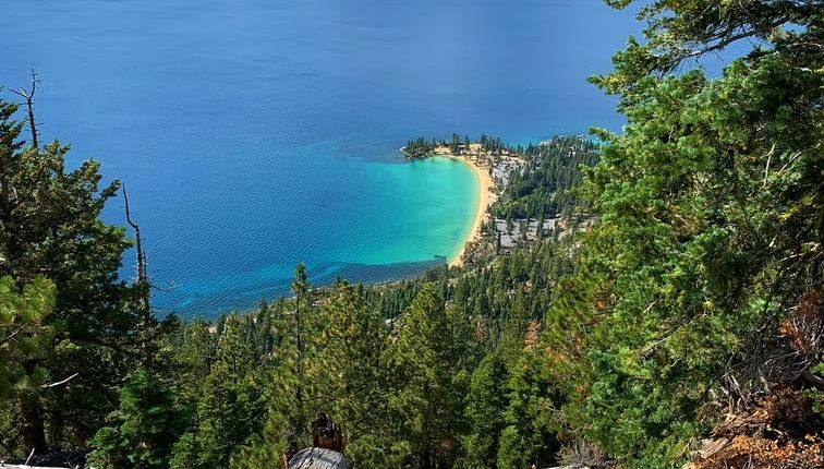 Sand Harbor - The Lake Trail Journal