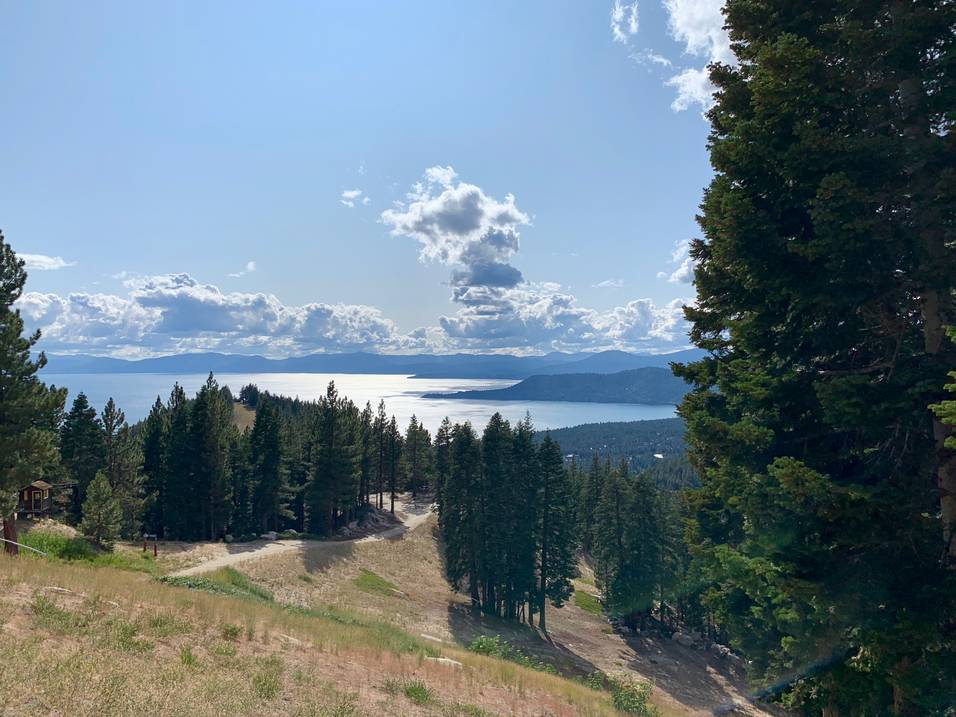 Lake Tahoe - The Lake Trail