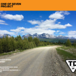 Tour Divide SOBO Data Sheet Cover bikepacking guides planning aids