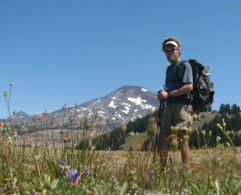 PCT Sisters Wilderness - If I hiked the Pacific Crest Trail Again