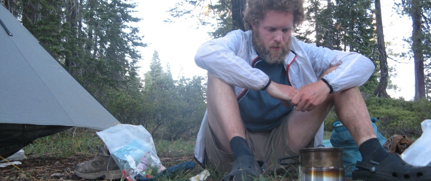 cooking PCT - If I Hiked the Pacific Crest Trail Again