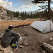 JMT - Sierras - How to Pick the Perfect Campsite