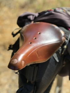 Brooks B17 Special - saddle - Most Common Bikepacking Injuries